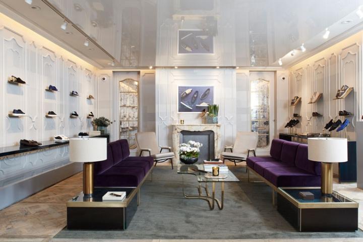 187 Louis Leeman Store By David Collins Studio New York City