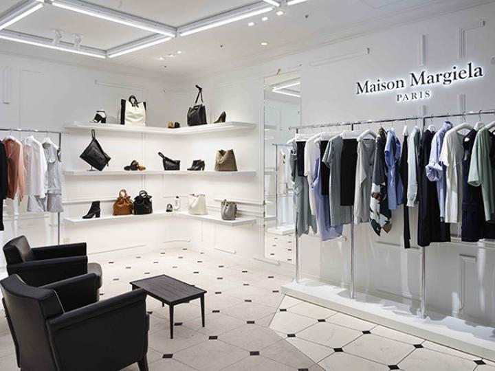 187 Maison Margiela Store Fukuoka Japan