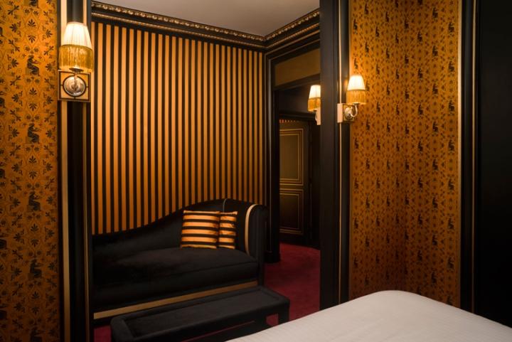 187 Maison Souquet Hotel By Studio Jacques Garcia Paris