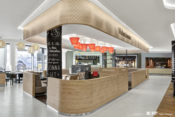 Minto Shopping Mall By Kplus Konzept M 246 Nchengladbach