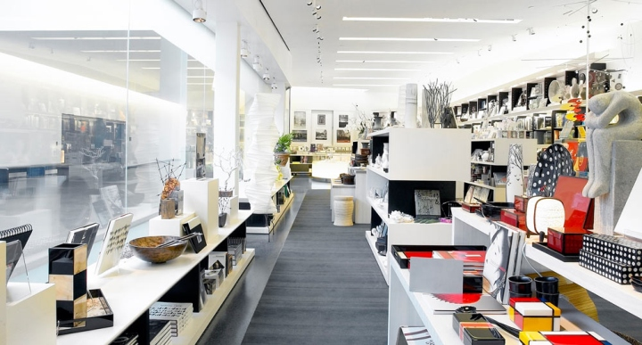 Museum shops nelson atkins museum of art museum store by for Retail design companies london