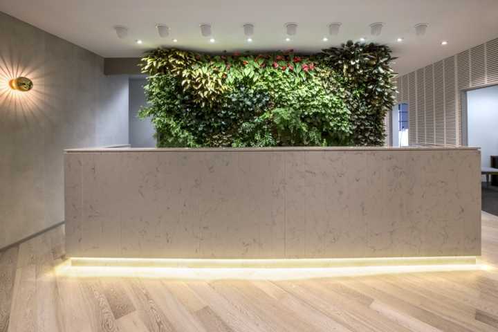 187 Park Clinic By Morris Selvatico Interior Design Sydney