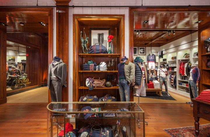 Polo Ralph Lauren Store New York City