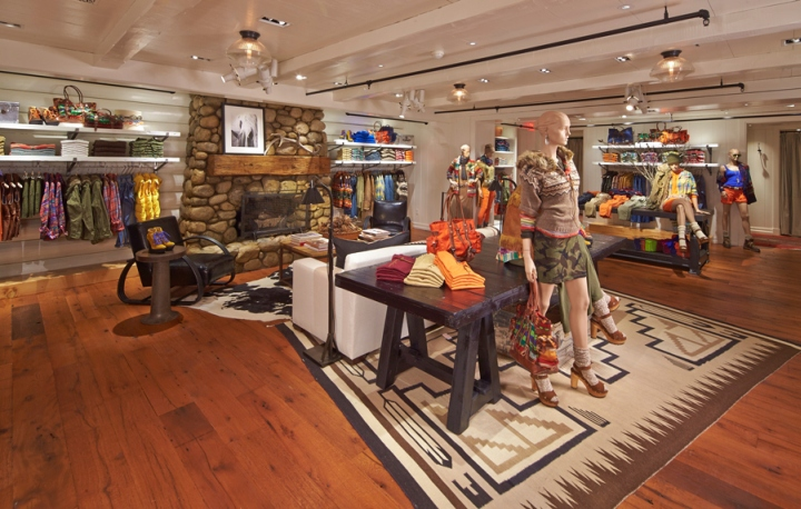 Polo Ralph Lauren Flagship Store By Hs2 Architecture At