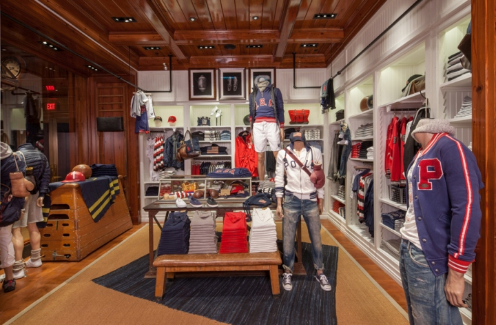 » Polo Ralph Lauren Flagship Store by HS2 Architecture at Fifth Avenue, New  York City 6546ec73b71