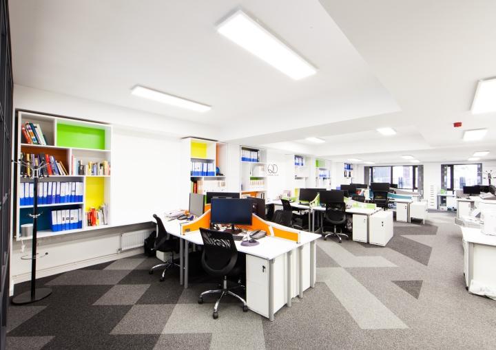 Quadrant Design Head Office, Reading – UK » Retail Design Blog
