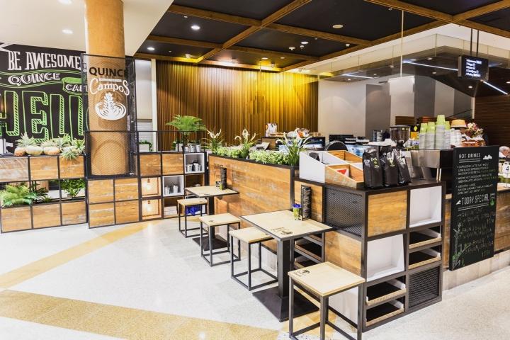 quince caf by creative 9 sydney australia rh retaildesignblog net
