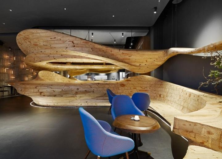 Raw restaurant by weijenberg taipei taiwan