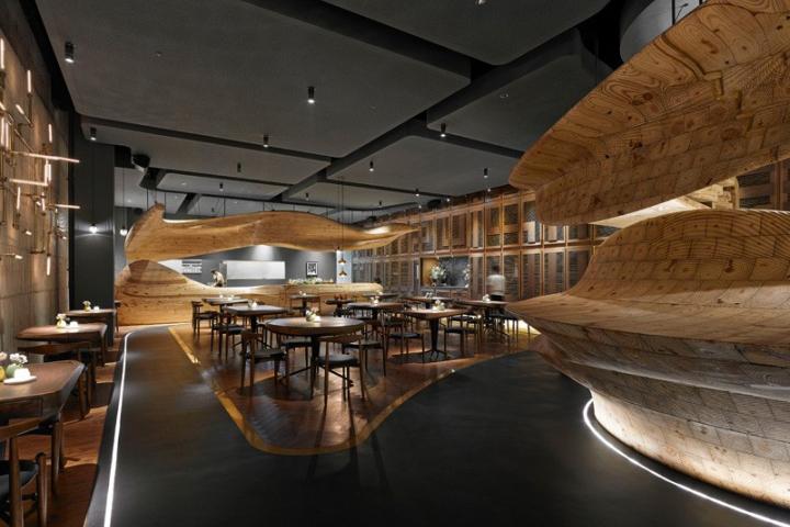 Raw restaurant by weijenberg taipei taiwan retail
