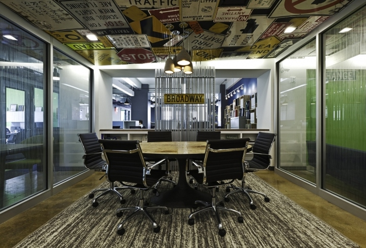 Sam schwartz engineering offices by vocon new york city for Design strategy firms nyc