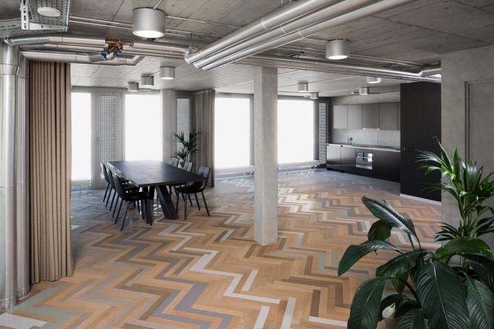 Sbing sa office by atelier perrottet geneva u2013 switzerland