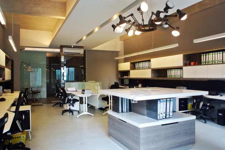 Skala design consult offices kuala lumpur malaysia for Office design malaysia
