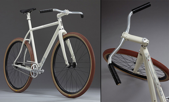187 Speedvagen Urban Racer Bycicle By Vanilla Workshop
