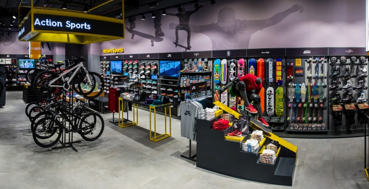 187 Sun Amp Sand Sports Store By Green Room Dubai Uae