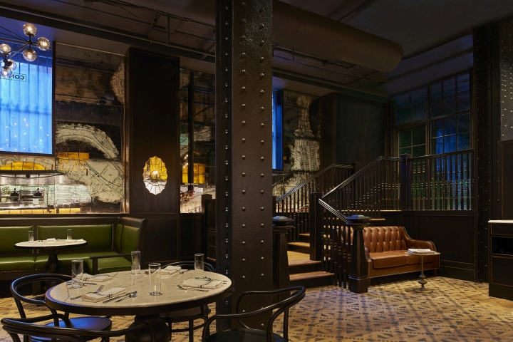 The commoner restaurant bar by markzeff pittsburgh