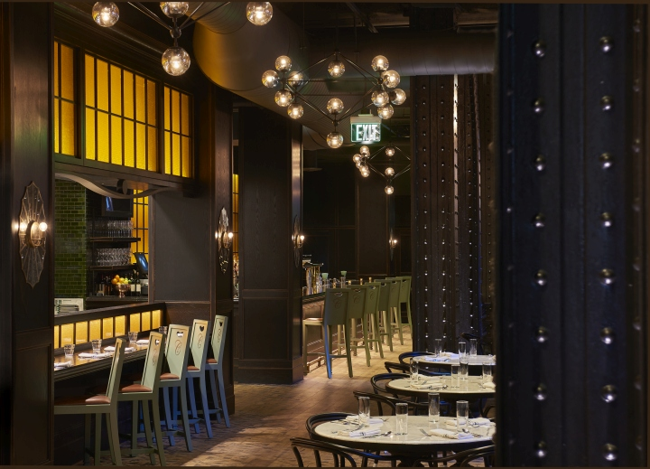 Restaurant Furniture Pittsburgh : The commoner restaurant bar by markzeff pittsburgh