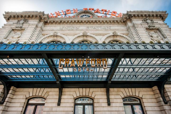 187 The Crawford Hotel Denver Union Station By Tryba Architects Amp Jg Johnson
