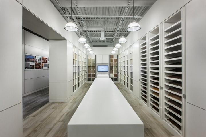 Home decor retail design blog - Modern infill house cecconi simone ...