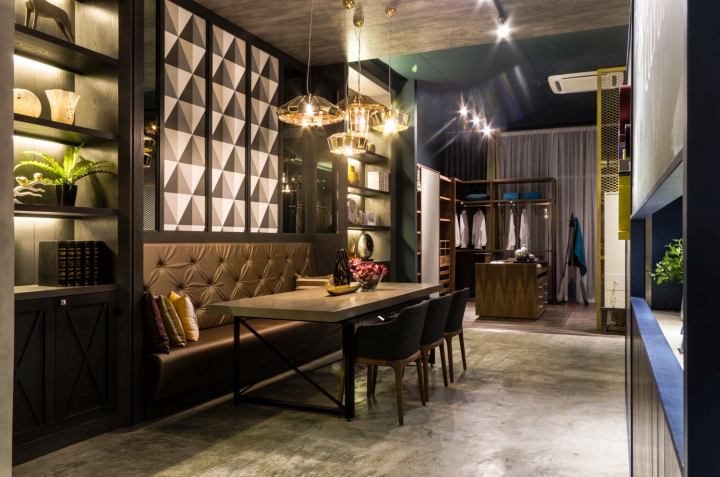 Interior Design Culture waa! design & culture showroomso-en lim, johor bahru