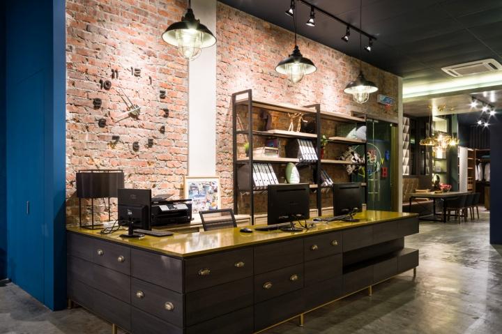 Interior Design Culture waa! design & culture showroomso-en lim, johor bahru