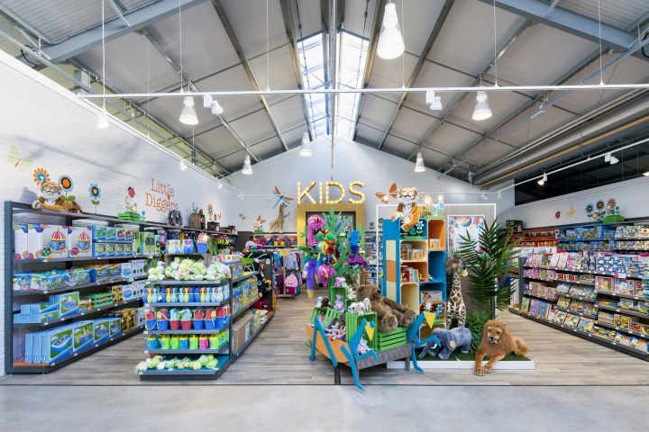 Retail Design Blog Wyevale Garden Center By Dalziel