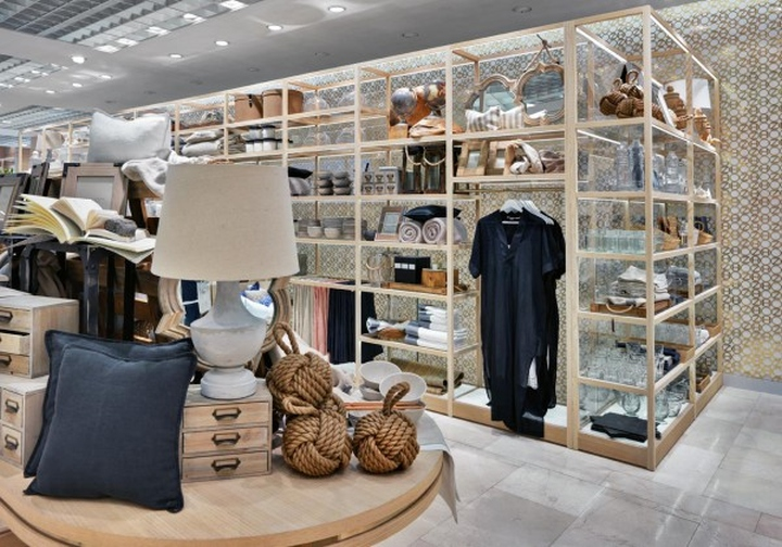 Zara Home Windows Milan Italy Retail Design Blog