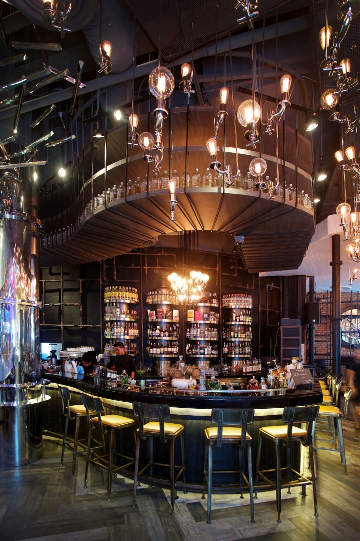 187 1881 Bar Amp Restaurant By Party Space Design At