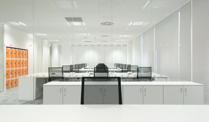 Alert logic offices by space solutions cardiff uk for Office design cardiff