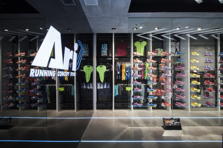 Stores Specialty In Running Shoes