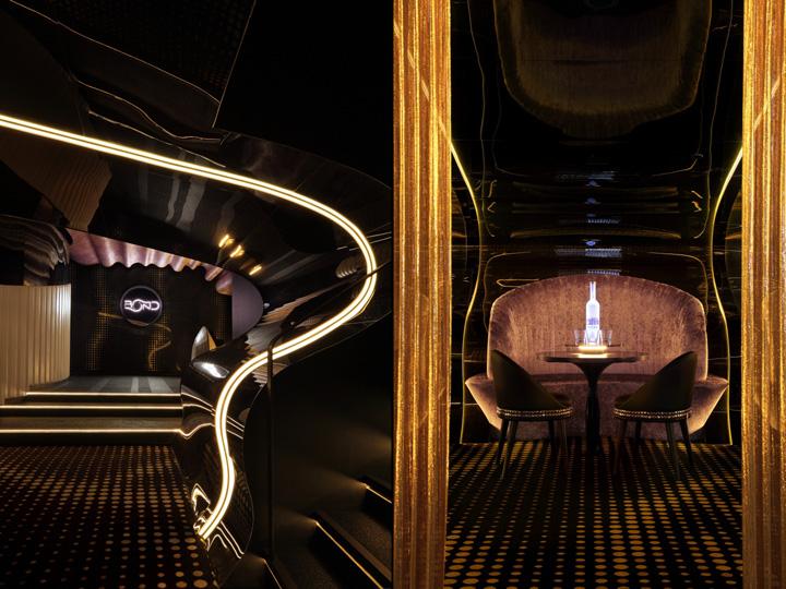 187 Bond Bar By Hachem Melbourne Australia