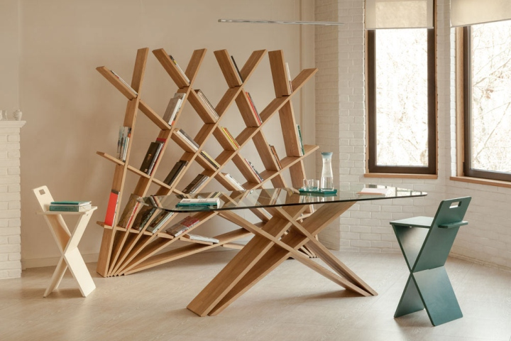 CHEFT Furniture Collection by Studio Pousti » Retail Design Blog