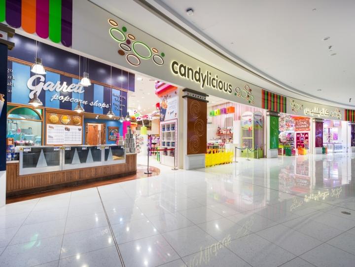 Candylicious At The Dubai Mall By Studio EM Dubai UAE