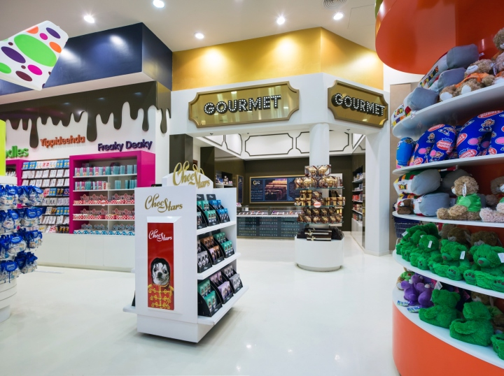187 Candylicious At The Dubai Mall By Studio Em Dubai Uae