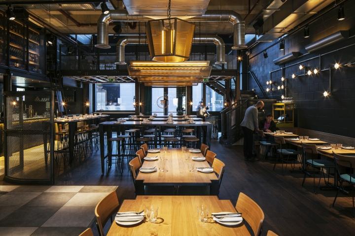 187 Chai Ki Restaurant By Designlsm London Uk