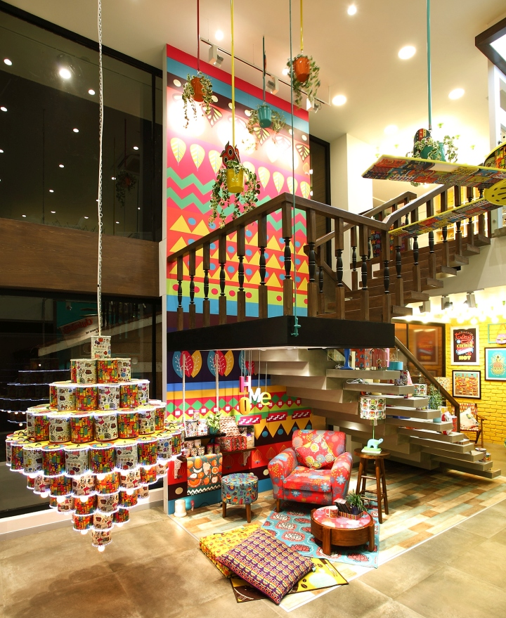 Chumbak Store by 4D, Bangalore � India � Retail Design Blog