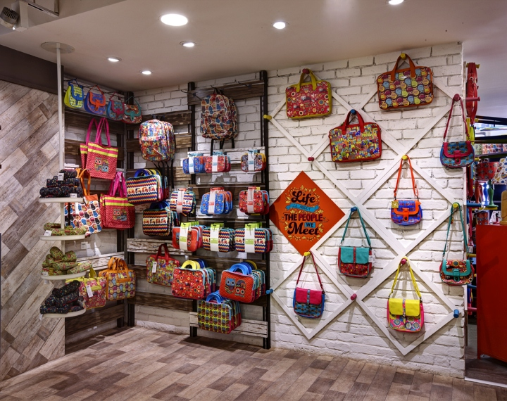 Chumbak Store By 4d Bangalore India 187 Retail Design Blog