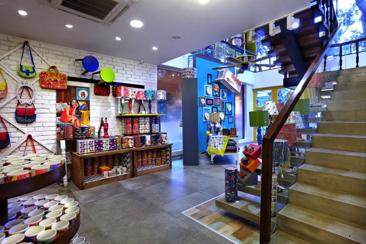 Chumbak Store By 4d Bangalore India 187 Retail Design Blog