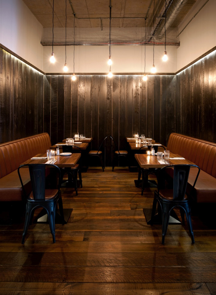 Coppi restaurant by terry design belfast northern