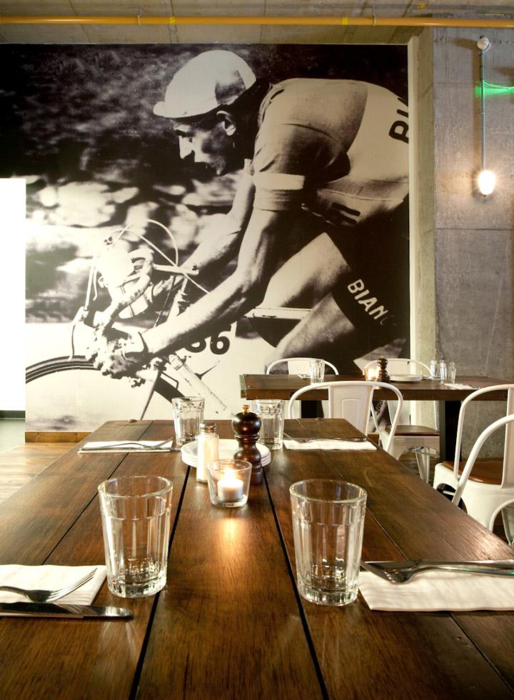 187 Coppi Restaurant By Terry Design Belfast Northern Ireland