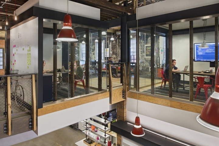 detroit labs offices by kraemer design group detroit michigan buildinglink offices design republic