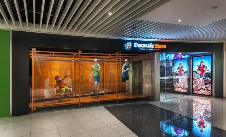 durasafe retail store by op3 international at suntec city