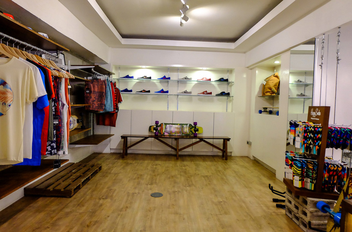 Clothing Store Oncept