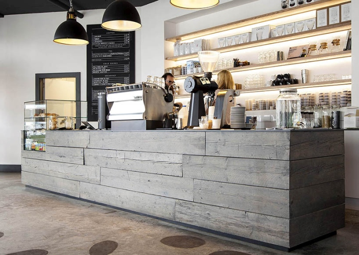 Established coffee by terry design belfast northern for Interior designs northern ireland