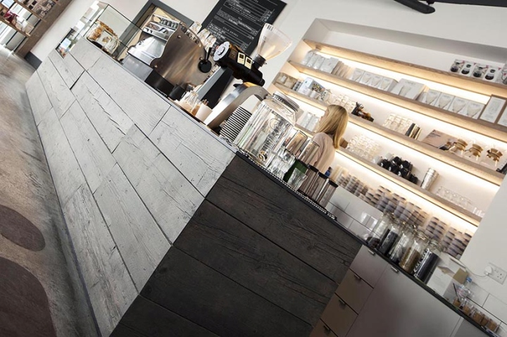 Established Coffee By Terry Design Belfast Northern Ireland