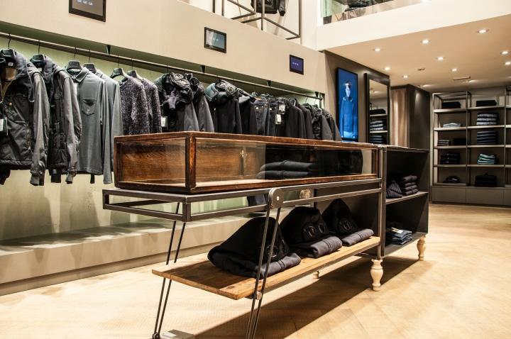FGF Store By Dacomo E Leonardi Architetti Associati, Rome U2013 Italy