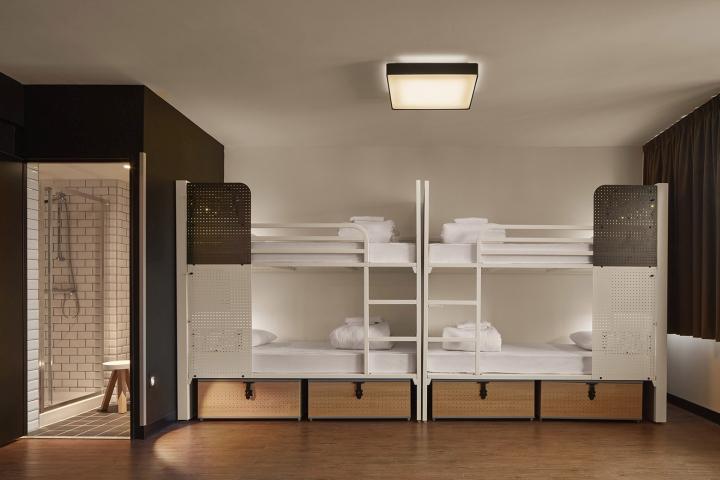 Generator Hostel By Designagency Paris France Retail