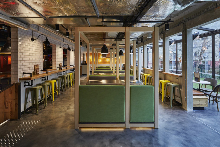 Hostel retail design blog for Hotels design en france