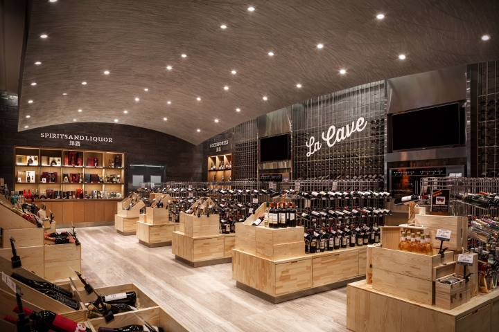 Home Park Food Store By Triad China