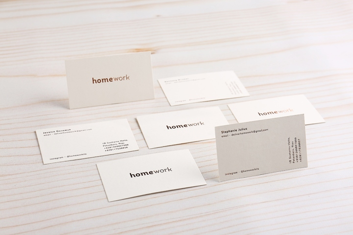 homework branding by stucco em studio 187 retail design blog