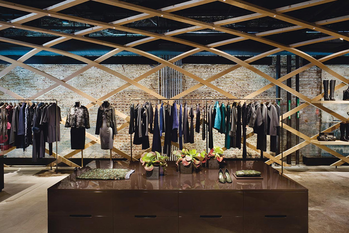 Hugo Boss Concept Store By Matteo Thun Partners New York City